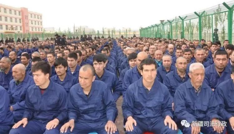 uiguri in cina