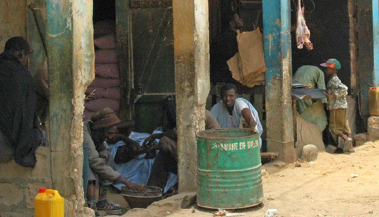 mauritania schiavitù neri