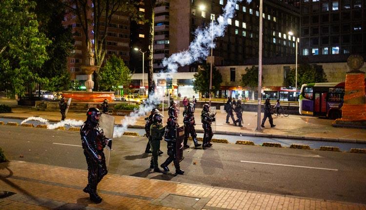 polizia colombia