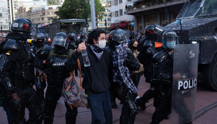 polizia colombiana