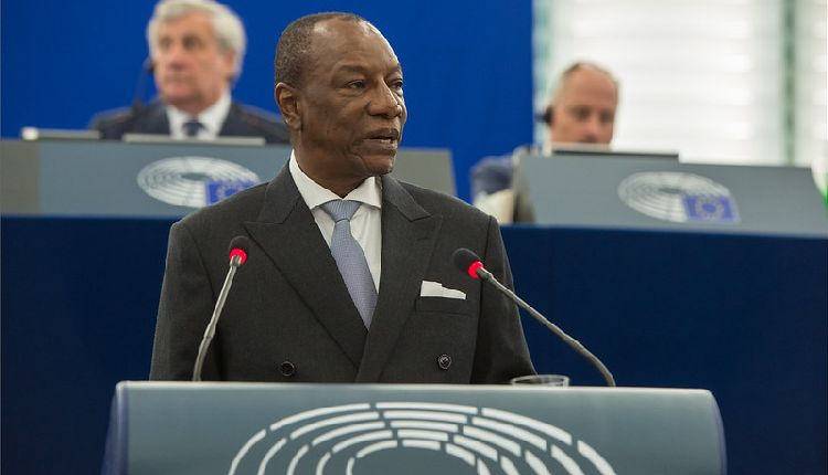 elezioni africa guinea