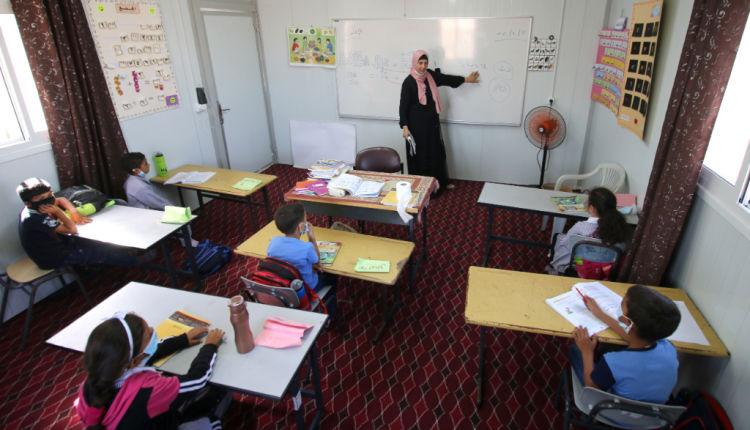 scuole palestinesi