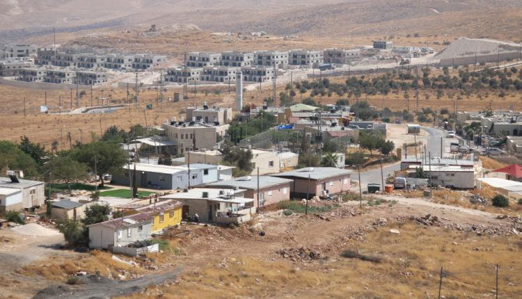 israele demolizioni