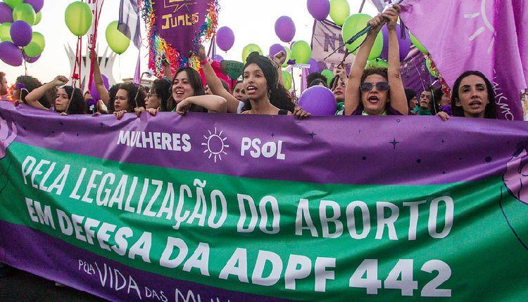 l'aborto in brasile