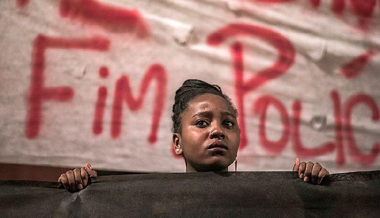 black lives matter brasile