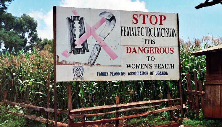 mutilazioni genitali femminili nel mondo