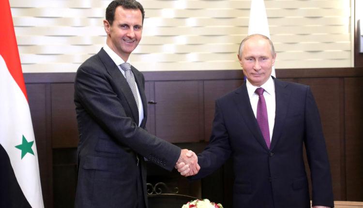 guerra in siria oggi