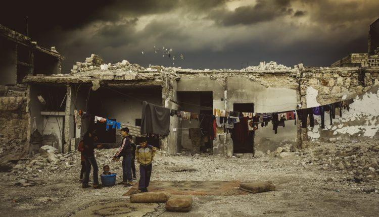 bambini guerra