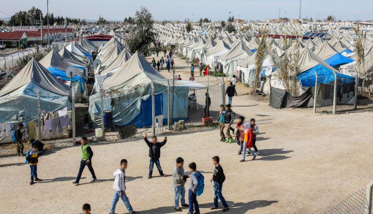 guerra in siria cause