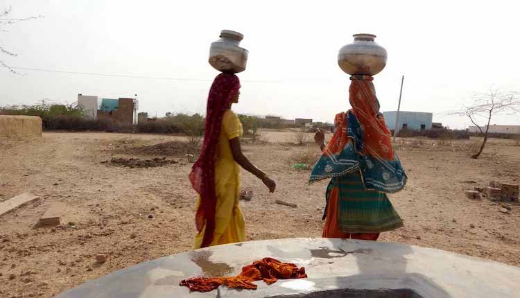 paani of women and water