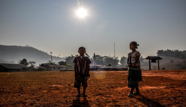 guerra civile in myanmar