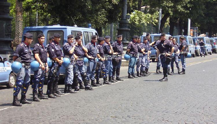 polizie sicurezza e insicurezze palidda
