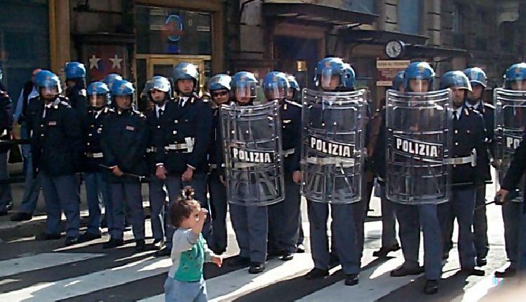 polizie sicurezza e insicurezze
