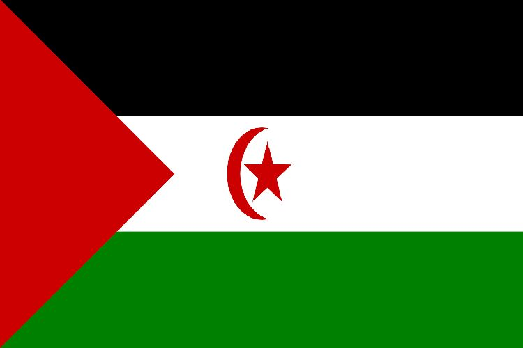 sahara occidentale bandiera