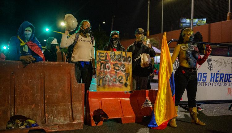 colombia situazione covid