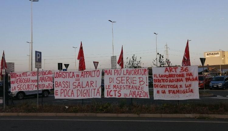amazon e sindacati