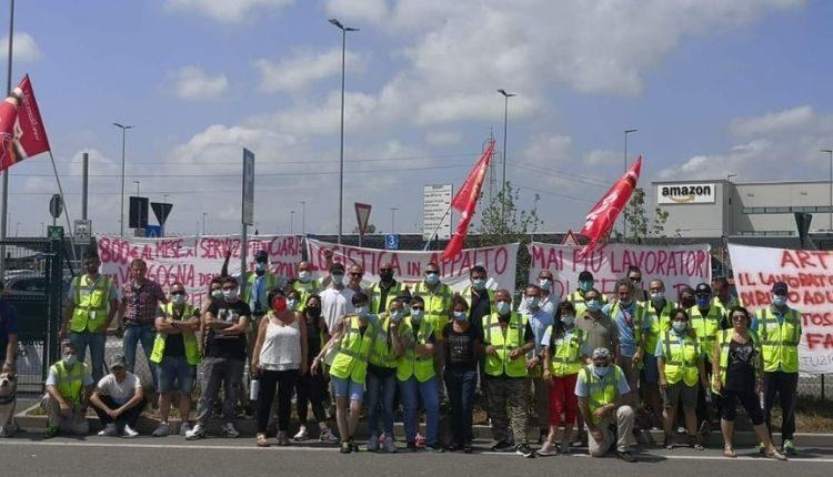 amazon diritti lavoratori