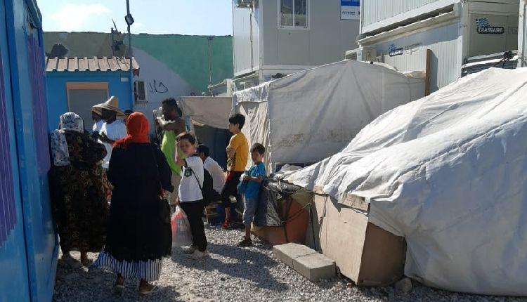 situazione migranti in grecia