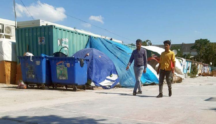 sbarchi migranti in grecia