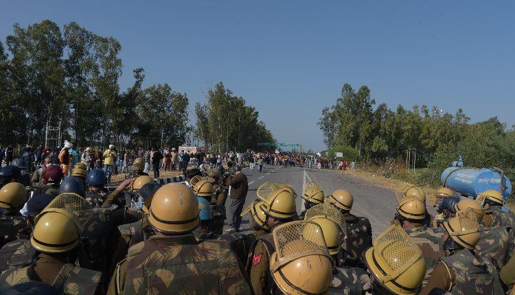 india proteste agricoltori